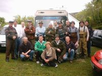 Club anglers at the Sessiagh in Donegal 2007. More pictures online now.